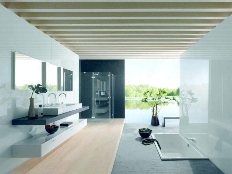 luxus badezimmer, luxusbad von energeta gmbh magdeburg, wolfsburg, Badezimmer